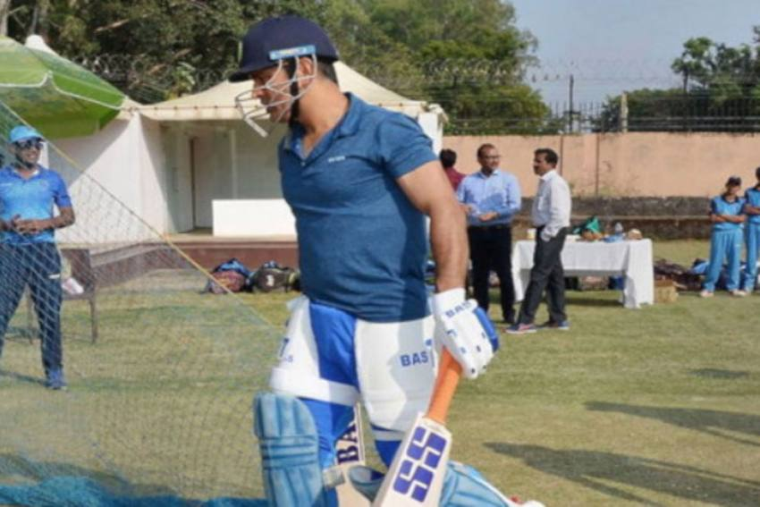 IPL 2020: Chennai Super Kings Captain MS Dhoni Fine-tunes Ahead Of T20 Carnival In UAE