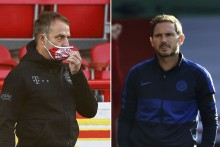 Champions League: Hansi Flick Hails Frank Lampard As Bayern Munich Aim To Finish Off Chelsea