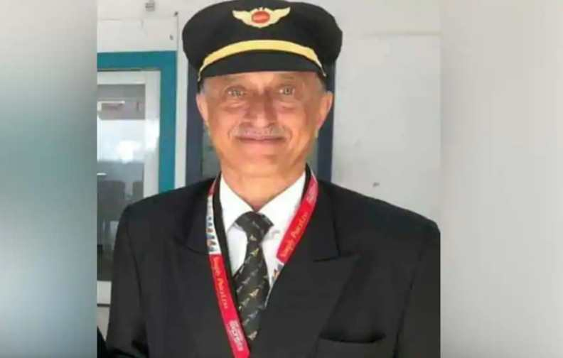 Captain Sathe Who Died In Air India Express Plane Crash In Kerala Was Former IAF Pilot