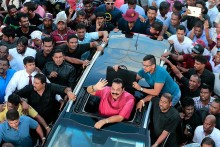 Mahinda Rajapaksa's SLPP Registers Landslide Victory In Sri Lanka's Parliamentary Polls