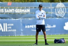 PSG Boss Thomas Tuchel Sprains Ankle And Fractures Metatarsal In Training