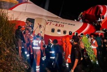 Kozhikode Plane Crash: AI Express Plane Touched Down Near Taxiway, 1,000 Metres From Beginning Of Runway