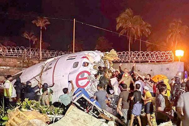 Both Pilots Among 18 Killed In Air India Express Plane Crash At Kozhikode Airport
