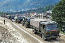 India, China Hold Major General-level Talks For Further Disengagement Along LAC