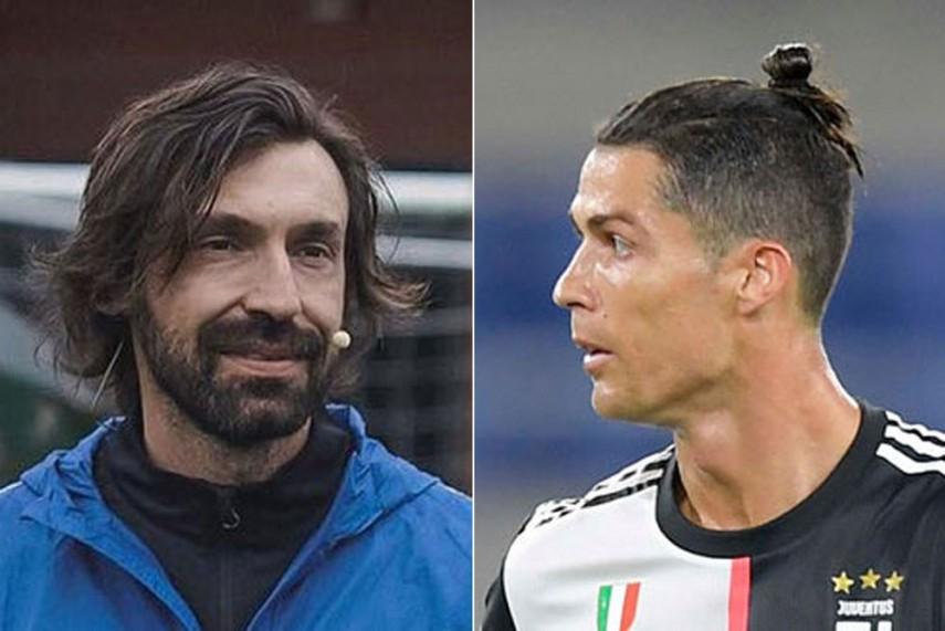 Cristiano Ronaldo Issues Massive Statement As Andrea Pirlo Emerges Juventus Favourite