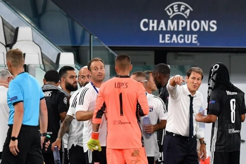 The Happiest Defeat Of My Career: Lyon Boss Rudi Garcia Revels In Champions League Progress