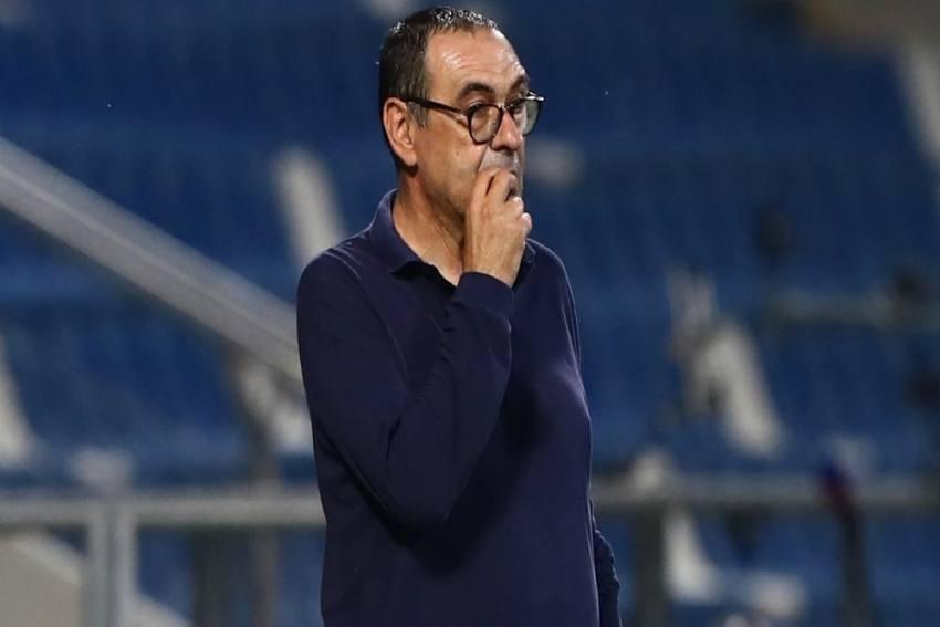 Juventus Are 'Cursed' In The Champions League: Maurizio Sarri