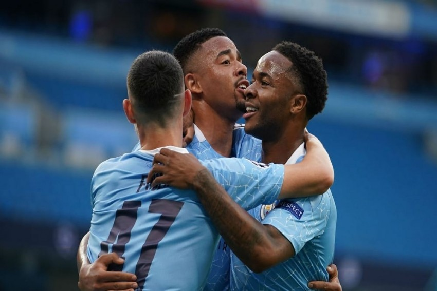 Gabriel Jesus Was Decisive: Pep Guardiola Hails Brazil Star For Downing Real Madrid