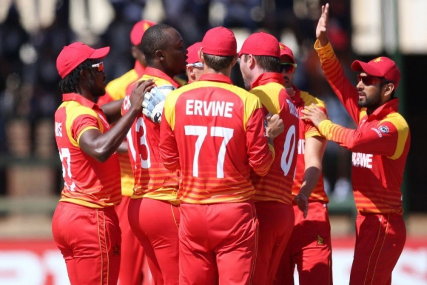 Zimbabwe-Afghanistan T20I Series Cancelled Due To COVID-19 Pandemic