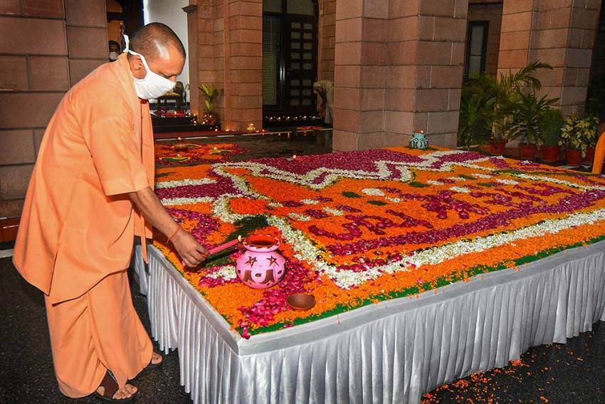 'UP CM Adityanath To Be Invited To Lay Foundation Stone For Mosque In Ayodhya'