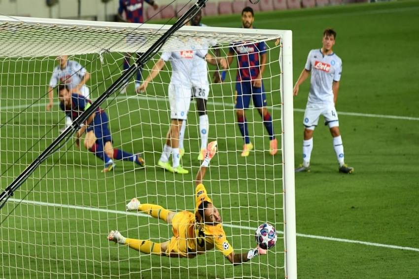 Barcelona 3-1 Napoli (4-2 Agg): Lionel Messi Shines As Blaugrana Set Up Champions League Clash With Bayern Munich