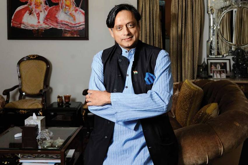 'Congress Must Find Full-term President', Says Shashi Tharoor As Sonia Gandhi Completes Year As Interim Chief