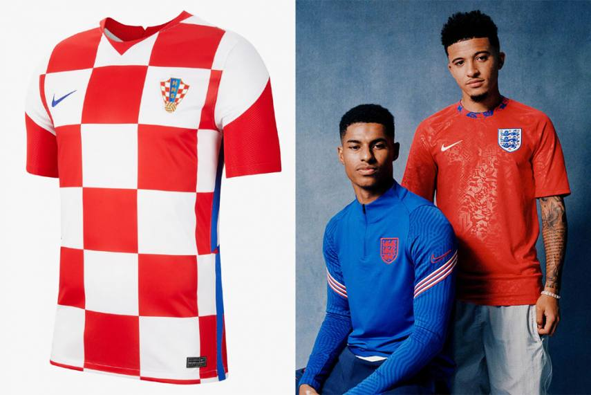 Every Kit From Nike S Euro 2021 Drop Feat England France Portugal Netherlands And More