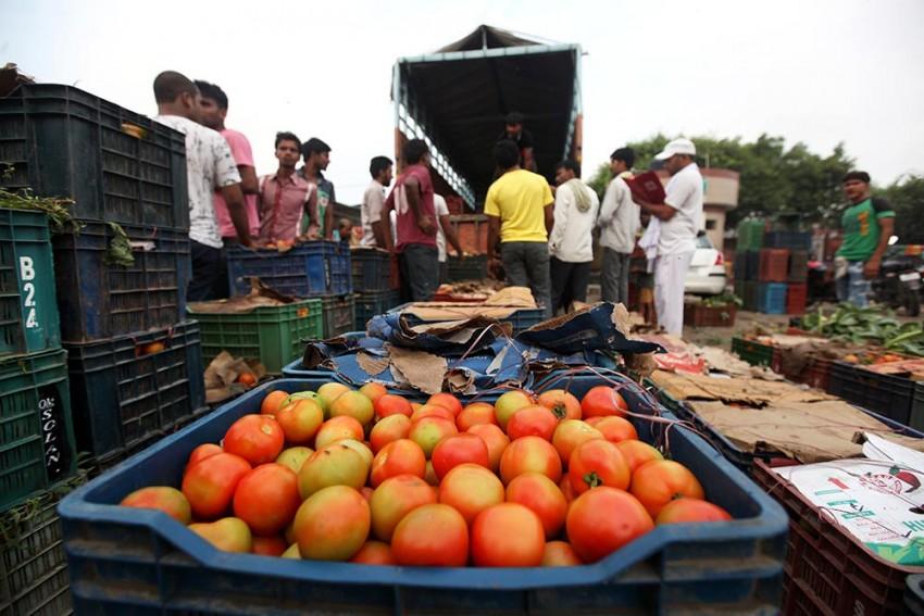 Vegetable Prices Soar As Arrivals Dip In Delhi
