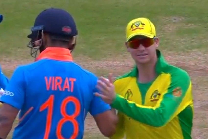 Ahead Of IPL Showdown, Steve Smith Hails Virat Kohli As Best ODI Batsman Currently