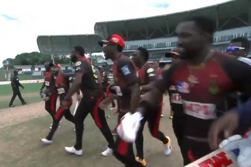 CPL 2020 Final: Unbeaten Trinbago Knight Riders Hammer St Lucia Zouks To Win Fourth Title