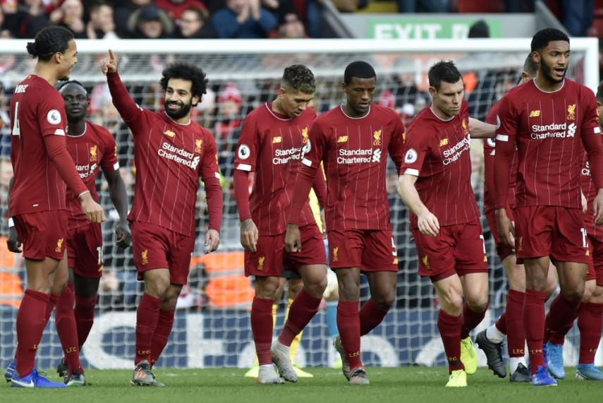 premier league liverpool get tricky start to title defence check reds complete schedule premier league liverpool get tricky
