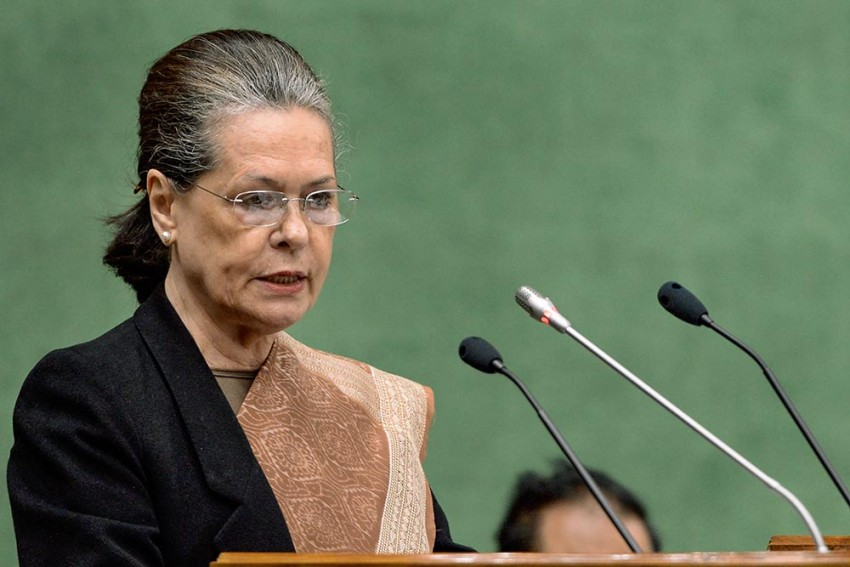 Sonia Gandhi Revamps AICC, Not The Reform Letter Writers May Have Truly Hoped For