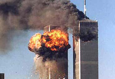 9/11, And An Interview With A Monk