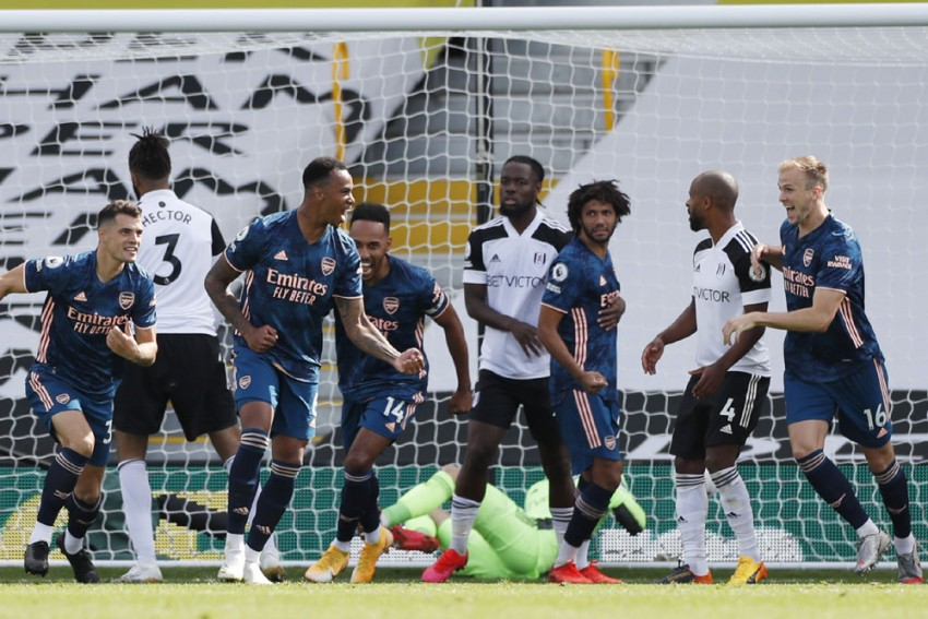 Premier League: Fulham 0-3 Arsenal - Gunners Hit The Ground Running With Routine Win