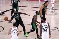 NBA Playoffs: Celtics Eliminate Champions Raptors In Game 7, Nuggets Reduce Deficit
