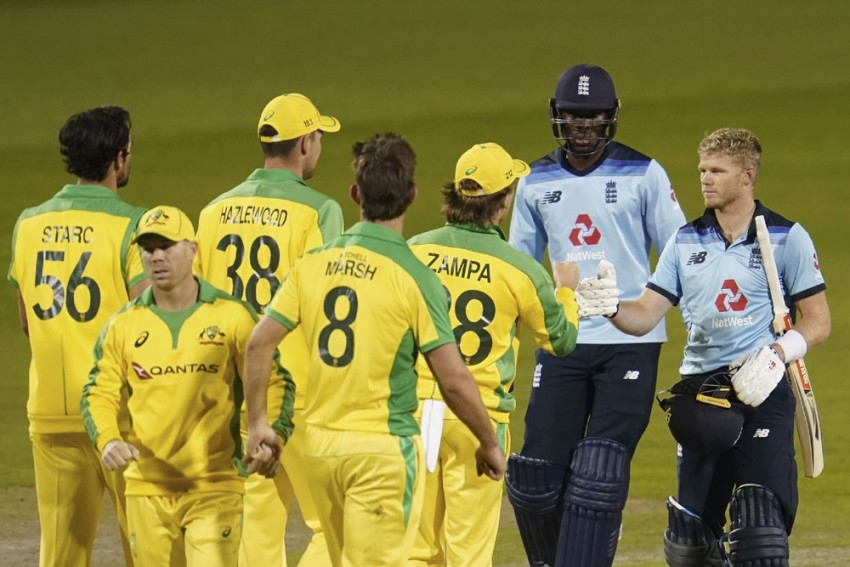ENG Vs AUS, 1st ODI: Sam Billings Ton Not Enough For England As Australia Seal Old Trafford Win