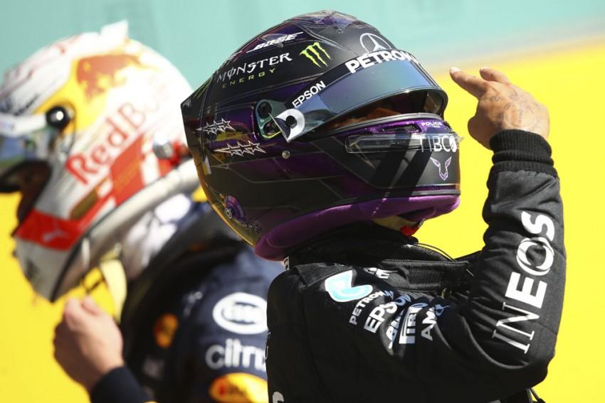 Tuscan F1 Grand Prix: Lewis Hamilton Takes First Mugello Pole After Yellow Flag Costs Valtteri Bottas