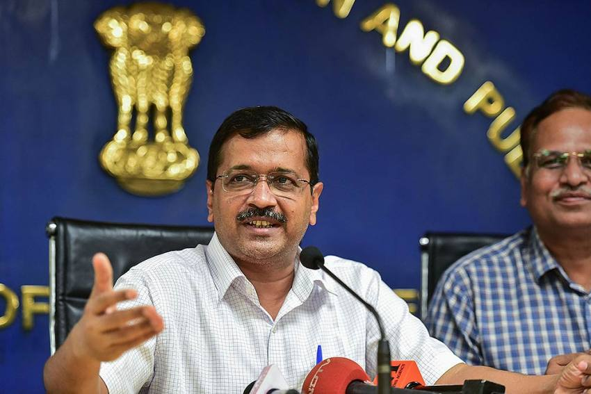AAP's Initiative To Check Oxygen Levels Can Save Lives: Arvind Kejriwal