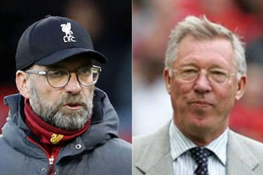 Jurgen Klopp Denies Calling Alex Ferguson In The Middle Of Night After Liverpool's Premier League Win