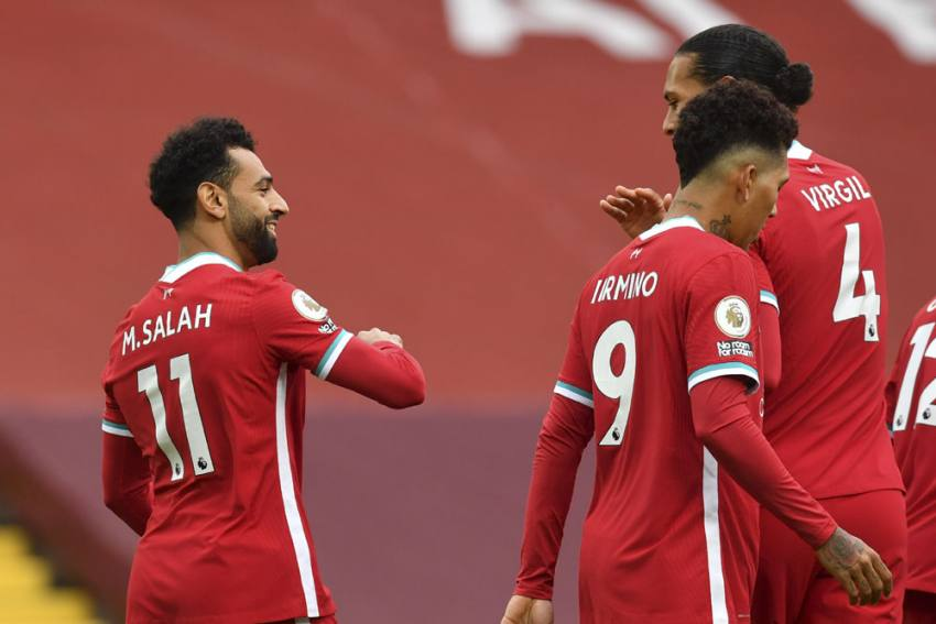 Liverpool Vs Leeds United: Mohamed Salah Gets Liverpool Off And Running With 50th Premier League Goal At Anfield