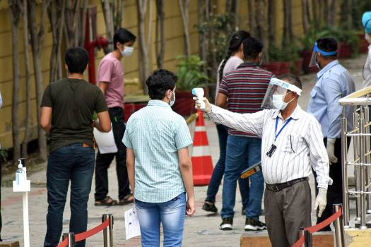 NEET 2020: Amid Strict Covid Protocols, Nearly 16 Lakh Students To Appear For Exam Today