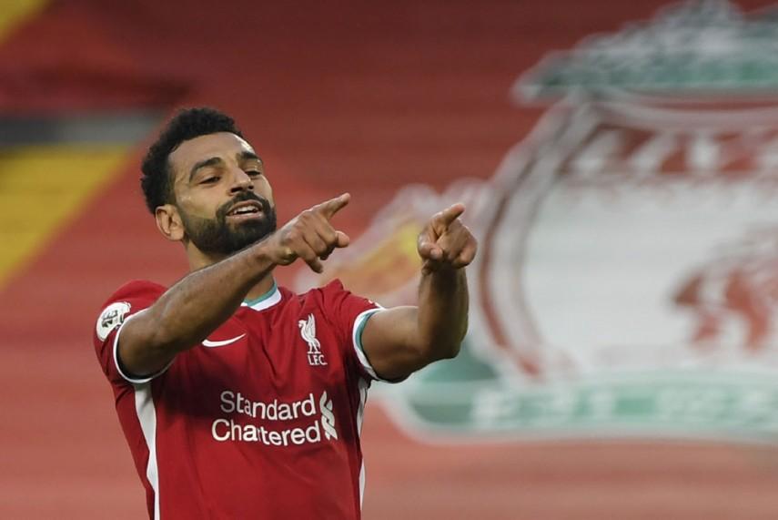 Liverpool 4-3 Leeds United: Mohamed Salah Hat-trick Saves Premier League  Champions