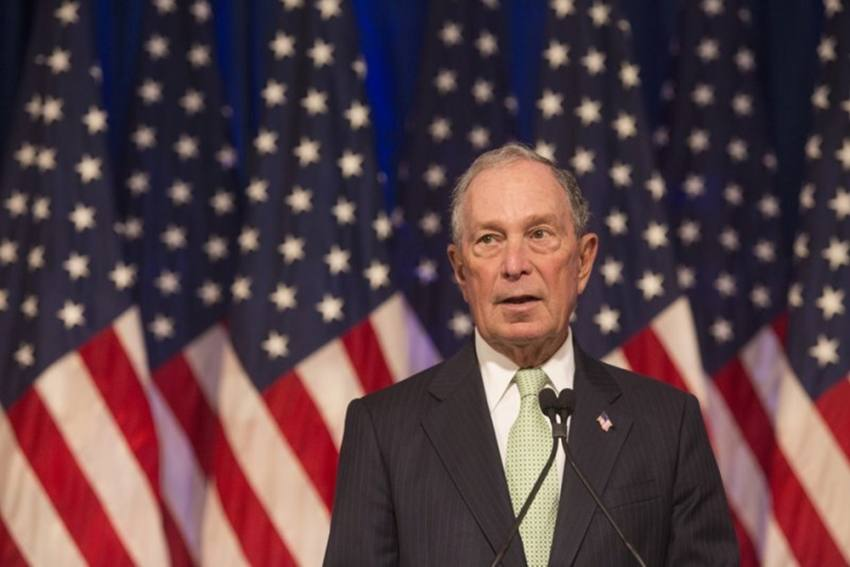 Bloomberg to spend at least USD 100M to help Biden in Florida