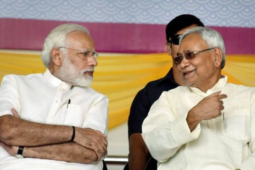 PM Modi Blames 'Mindset' For Bihar's Backwardness, Takes Dig At Lalu