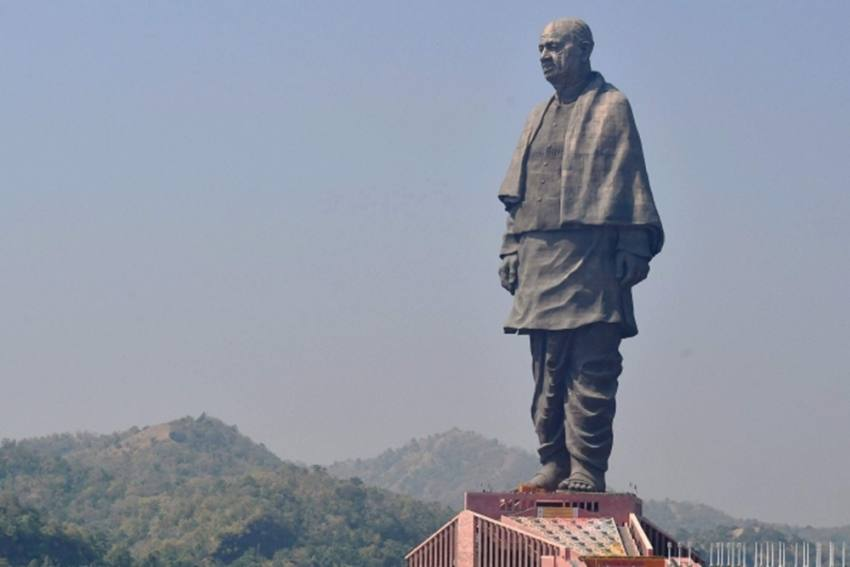 Statue of Unity: Tribals Demand To Revoke New Act Allowing Land Acquisition