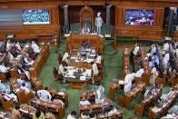 Lok Sabha Adjourned For The Day Amid Opposition Protest, Two Bills Introduced