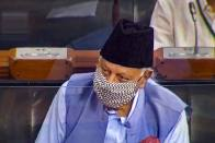 Farooq Abdullah Attends His First Parliament Session Post Revocation of Article 370