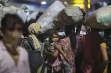 Govt Blames Fake News For Large-scale Migration During Lockdown