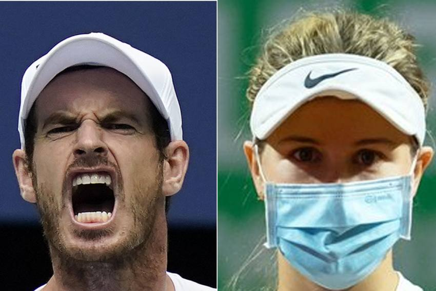 French Open: Andy Murray And Eugenie Bouchard Get Roland Garros Wildcards