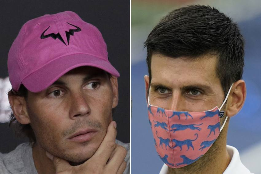 Rafael Nadal On Novak Djokovic US Open Default: It's Important To Have Self-control