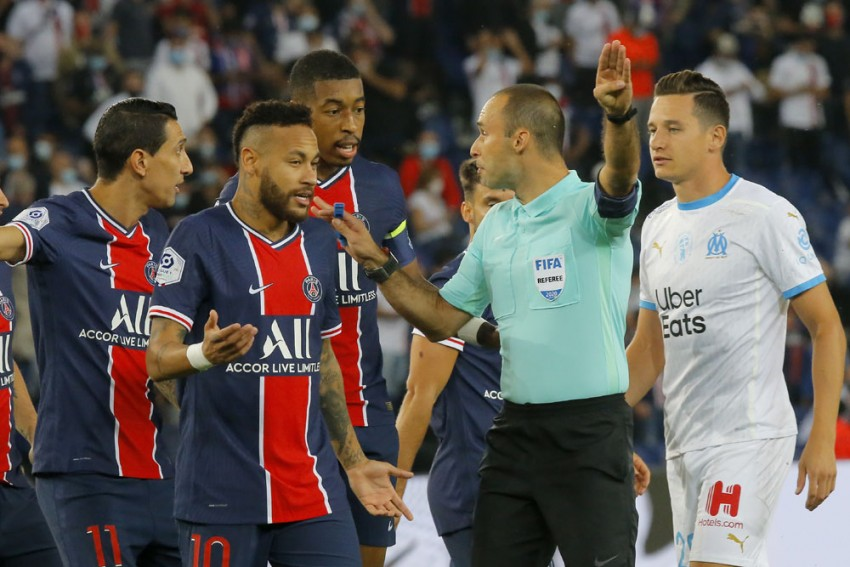 Racism Exists! Ligue 1 Officials Ignored Claims Against Alvaro - PSG Star Neymar Writes Stinging Social Media Post