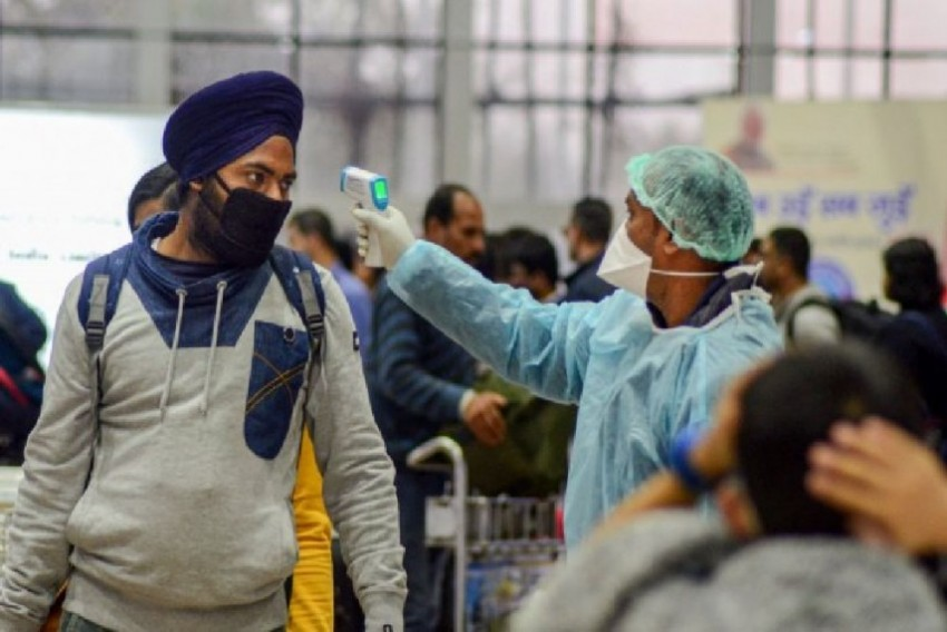 Corona Update: 83,809 New COVID Cases, 1,054 Deaths In India