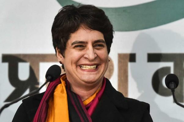 'Uttar Pradesh Govt Is Increasing Pain Of Youth,' Says Priyanka Gandhi Vadra