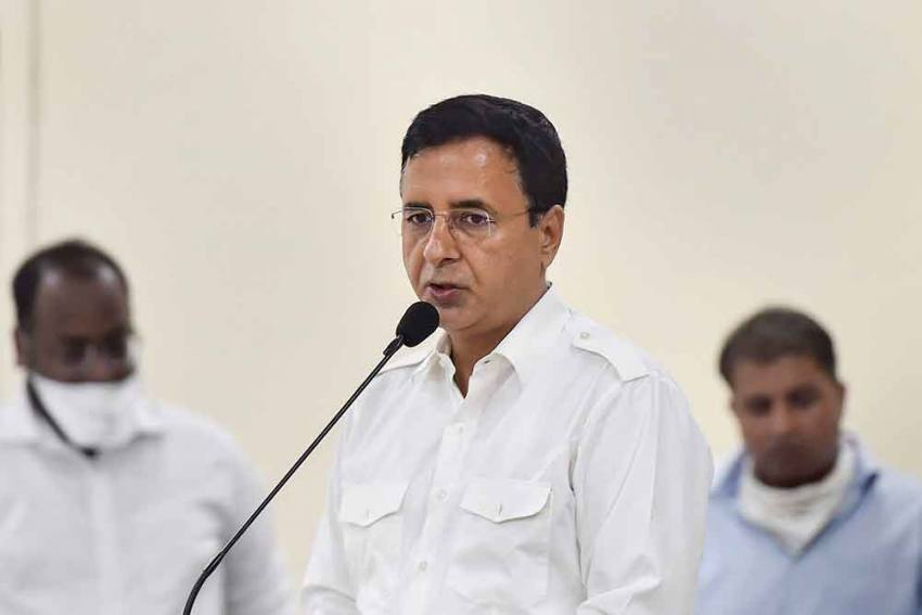 Chinese Surveillance: Cong Urges Govt To Step Up Efforts On Cyber Security