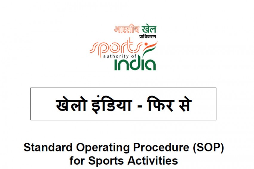 SAI Upgrades COVID-19 SOP, Tells Athletes To Self-isolate For 15 Days Before Joining Camps