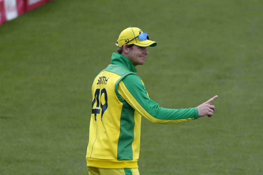 ENG Vs AUS, 3rd ODI: Steve Smith On Track To Return For Series Decider After Head Knock