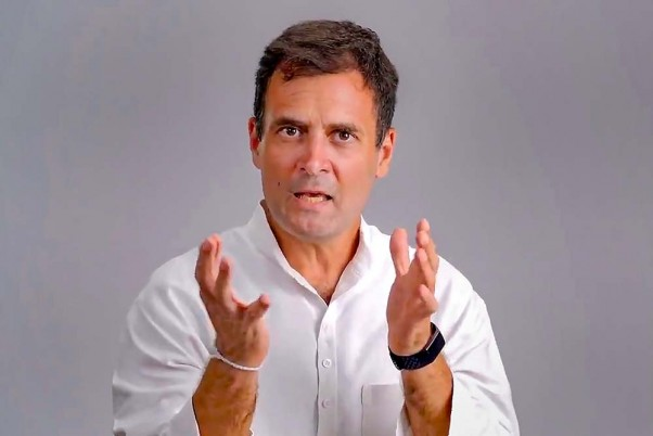 'AAP Propped Up By RSS-BJP To Bring Down UPA Govt,' Claims Rahul Gandhi