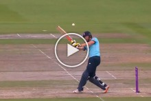 ENG Vs AUS, 3rd ODI: Jonny Bairstow Clubs Pat Cummins For Six To Reach Hundred - WATCH