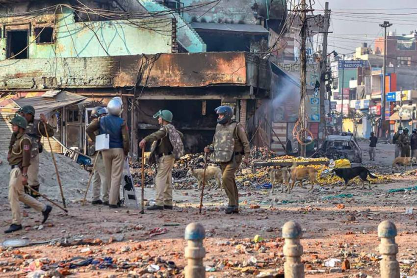 Delhi Riots 2020: Police File 17,000-Page Chargesheet Against 15 Accused Under UAPA