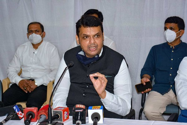 Fadnavis Writes Letter To Maha CM About Women Safety In Covid Centres